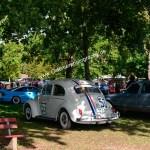 7. Kressbronn Classics am Bodenseeufer mit VW Herbie