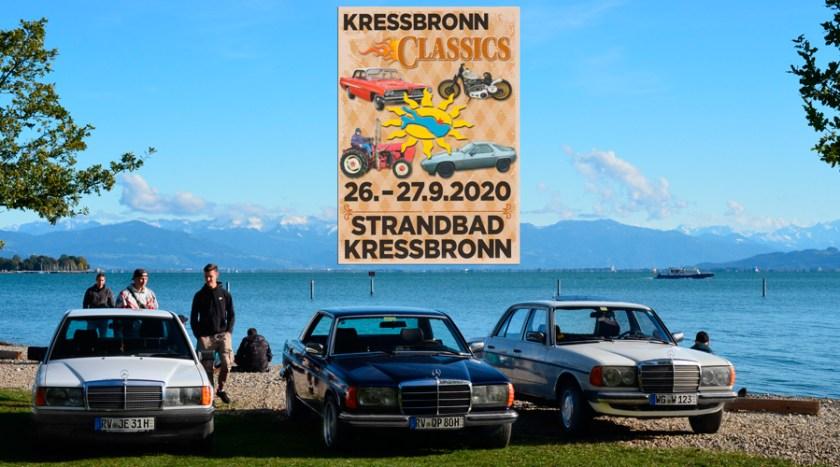 7. Kressbronn Classics 26. - 27. September 2020