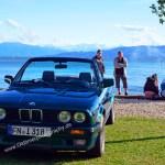 BMW 318 E30 am Kressbronner Ufer