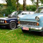 BMW 3er und Ford Taunus 12m