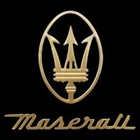 Logo Maserati Quattroporte IV