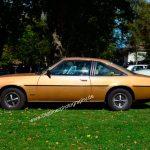 Opel Manta B Seitenprofil
