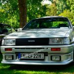 Toyota Corolla (E8, 1983–1987)