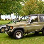 Toyota Land Cruiser J7, Bauzeit seit 1984