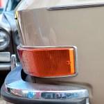 VW 411 Detailansicht auf Blinker hinten