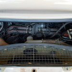 VW 411 Motorraum