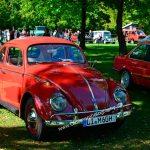 VW Käfer, Baujahr 1960