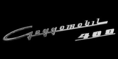 Logo Goggomobil 400