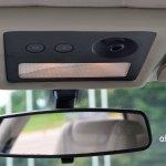 Maserati Quattroporte IV Rückspiegel und Innenbeleuchtung