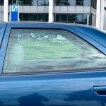 Maserati Quattroporte IV Teilansicht auf Hintertür