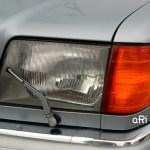 Mercedes-Benz C 126 Frontscheinwerferr mit Wisch-Waschanlage