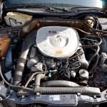 Mercedes-Benz C126 500 SEC AMG V8 Wide-Body mit V8-Motor und 279 PS statt nur 231 PS serienmäßig
