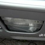 Mercedes-Benz C126 mit Nebelscheinwerfer von Bosch