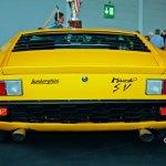 Lamborghini Miura SV rear view