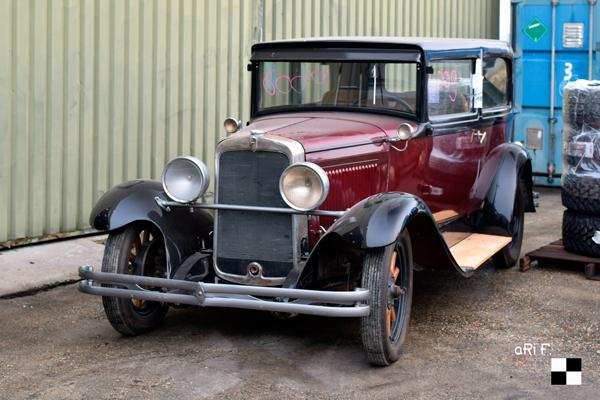 Nash Standard Six von 1929