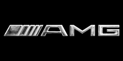 Logo Mercedes-Benz CL55 AMG