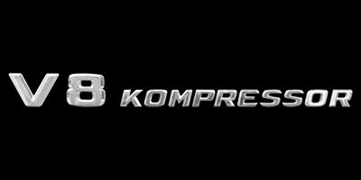 Logo Mercedes-Benz CL55 V8 Kompressor