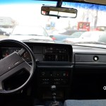 Volvo 240 Classic Kombi Innenansicht