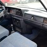 Volvo 240 Classic Kombi Interieur