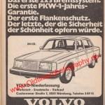 Volvo 264 in Motorsport Zeitung Juli 1977