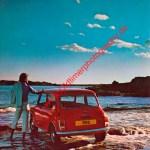 Mini 1000 Advert / Werbung Seite 1 von Juni 1979