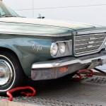 1964 Chrysler Newport Detailansicht