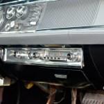 1964 Chrysler Newport Interieur mit sehr viel Chrome gestaltet