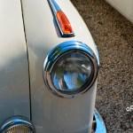 Mercedes-Benz W 128 220 SE Cabriolet mit Bosch Scheinwerfer