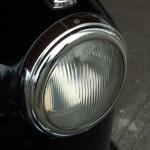 Mercedes-Benz W 128 Frontscheinwerfer