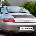 Porsche 911 GT3 Typ 996 rear view 1999-2005