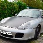 Porsche 911 GT3 Typ 996 Frontansicht