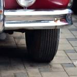 Jaguar Mark IX Stoßfänger Detailansicht
