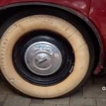 Jaguar Mark IX mit der Reifengröße 6.70-16