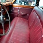 Jaguar Mark IX mit durchgehender Sitzbank die es auch als Einzelsitze gab