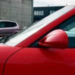 Porsche 911 GT3 3.8 Detailansicht auf Aussenspiegel