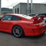 Porsche 911 GT3 3.8 Seitenansicht
