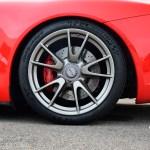 Porsche 911 GT3 Ceramic Composite Brake (PCCB) hinten