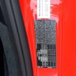 Porsche 911 GT3 Typ 997 Reifendruck Tabelle