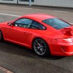 Porsche 911 GT3 Typ 997 side view