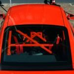 Porsche 911 Typ 991.1 GT3 RS geschraubter Überrollkäfig in rot lackiert