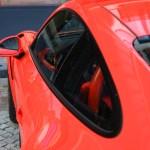 Porsche 911 Typ 991.1 GT3 RS detail side view