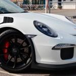 Porsche 911 Typ 991.2 GT3 RS front detail