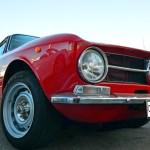 Alfa Romeo GT 1300 Junior Frontansicht