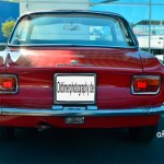 Alfa Romeo GT 1300 Junior Heckansicht rear view