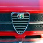 Alfa Romeo GT 1300 Junior Kühlegrill