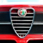 Alfa Romeo GT 1300 Junior Kühlergrill