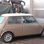 Innocenti Mini Minor 850 side view