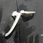 Opel Kapitän 1939 gegenläüfigen Türgriffen für die hintere Tür
