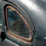 Opel Kapitän Seitenfenster hinten