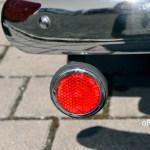 Adler Trumpf Junior 1E- Limousine Katzenauge unter Stoßfänger